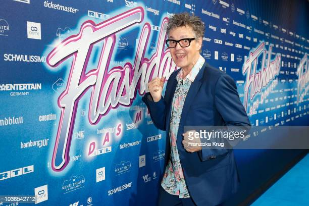 Rolf Scheider attends the premiere of 'Flashdance Das Musical' at Mehr Theater on September 20 2018 in Hamburg Germany