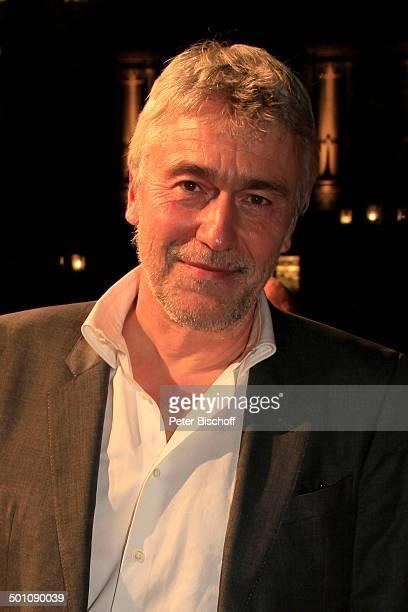 """Rolf Silber, Porträt, 20. Verleihung """"Hessischer Film- und Kinopreis 2008"""", """"Alte Oper"""", Frankfurt, Hessen, Deutschland, Europa, Portrait, Filmpreis,..."""