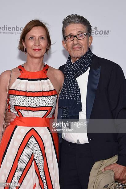 Rolf Zacher Ehefrau