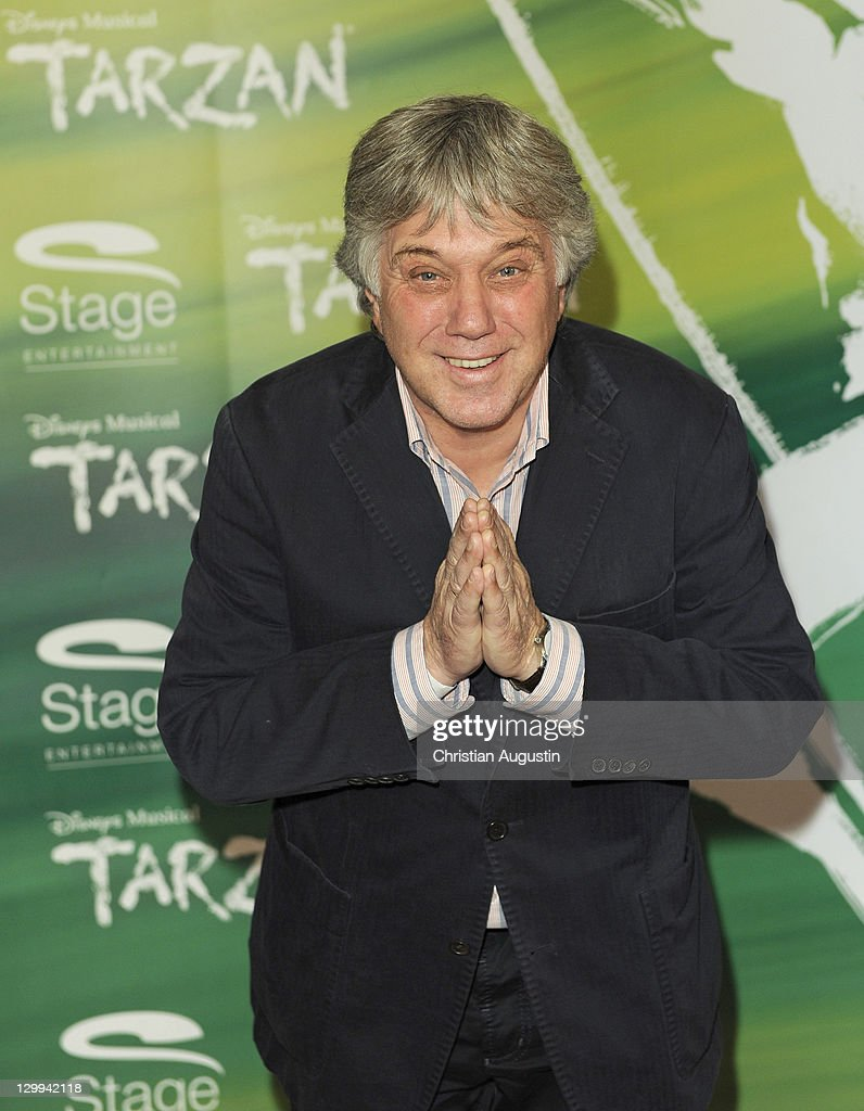 Rolf Zuckowski attends Tarzan Musical 3rd anniversary at Theatre 'Neue Flora' on October 22, 2011 in Hamburg, Germany.