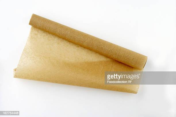 Roll of baking paper