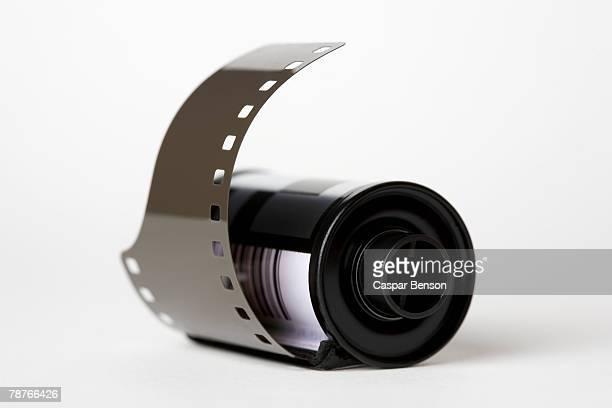 A roll of camera film