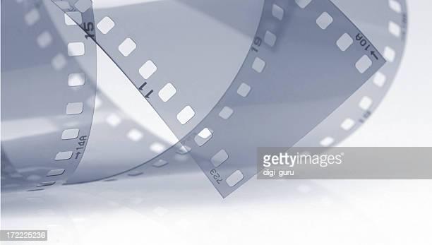 Roll of film shot in studio