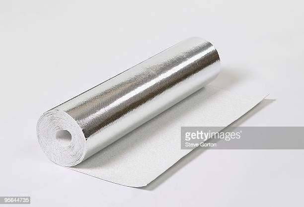 Roll of radiator insulation foil