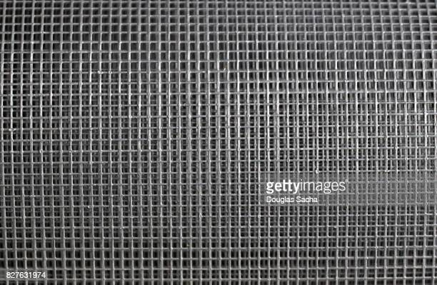 Roll of window screen material