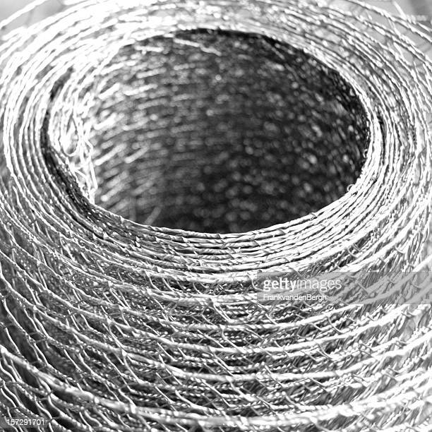 Roll of wire netting