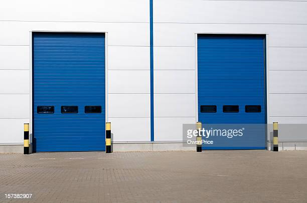 roller shutters - industrial door stock pictures, royalty-free photos & images
