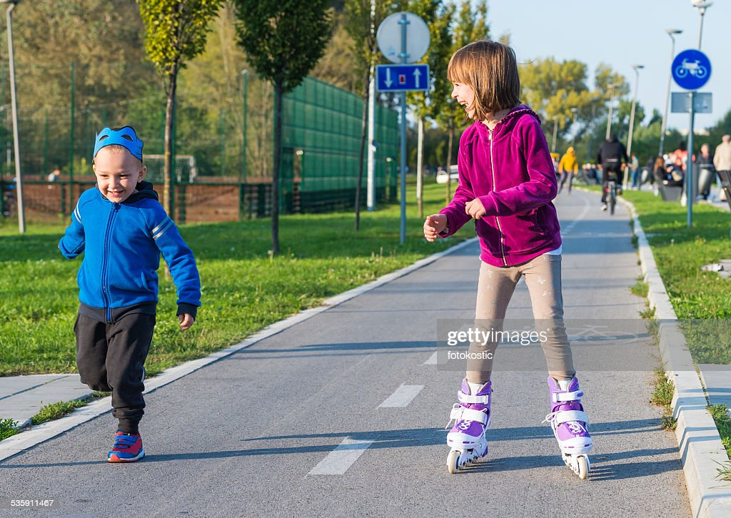 roller skate : Stock Photo