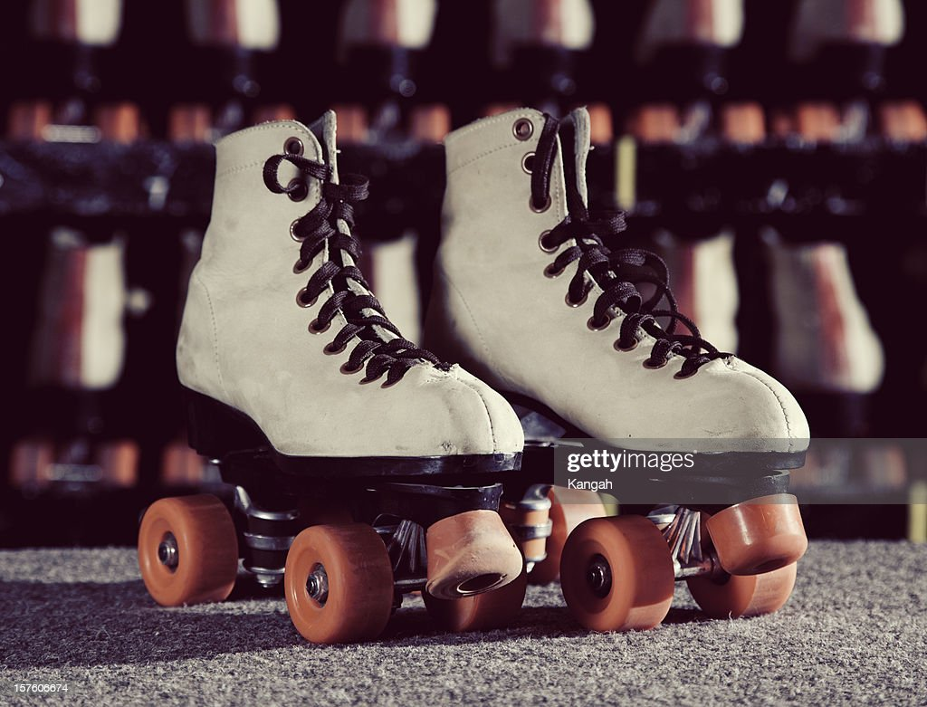 Roller Skates : Stock Photo