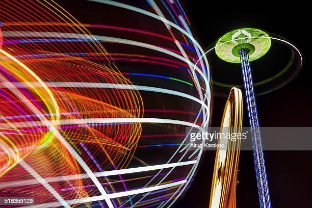 rollercoaster - altug karakoc - fotografias e filmes do acervo