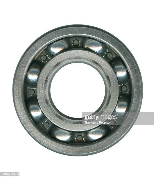 A rolling bearing