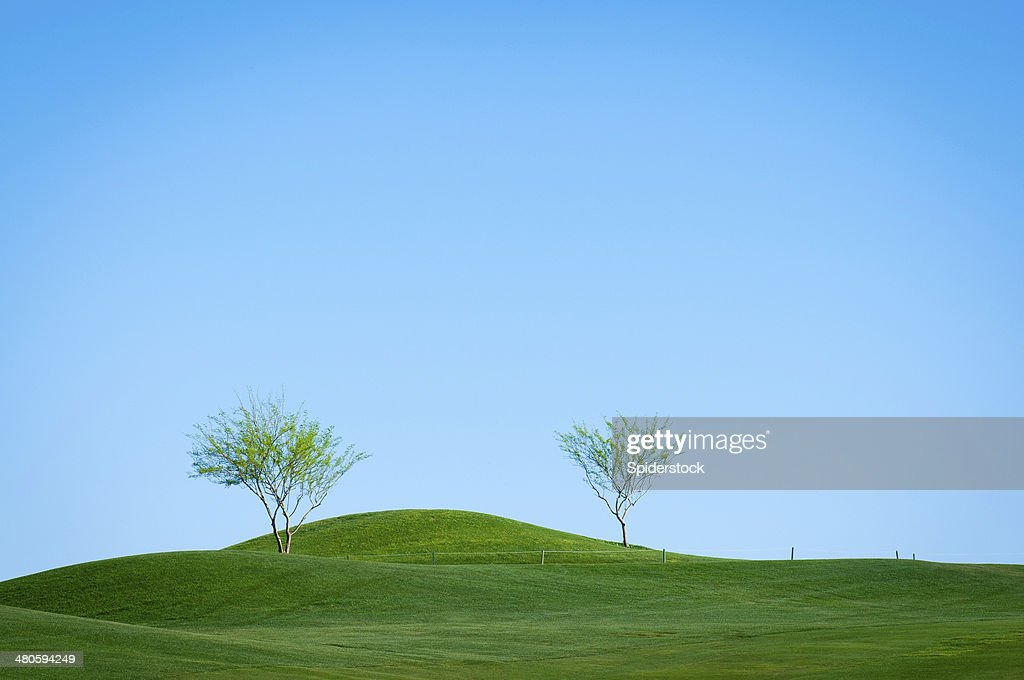 Rolling Grass Hills : Stock Photo