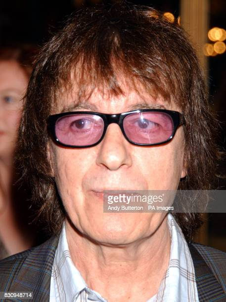 Rolling Stone Guitarist Bill Wyman at the launch party for his autobiography' Mad Dogs and the Englishman' at Cafe Royal central London * 17/11/02...
