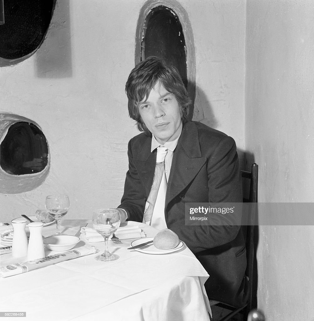 Rolling Stones: 23 December 1966, Dinner for one at Trattoria ...