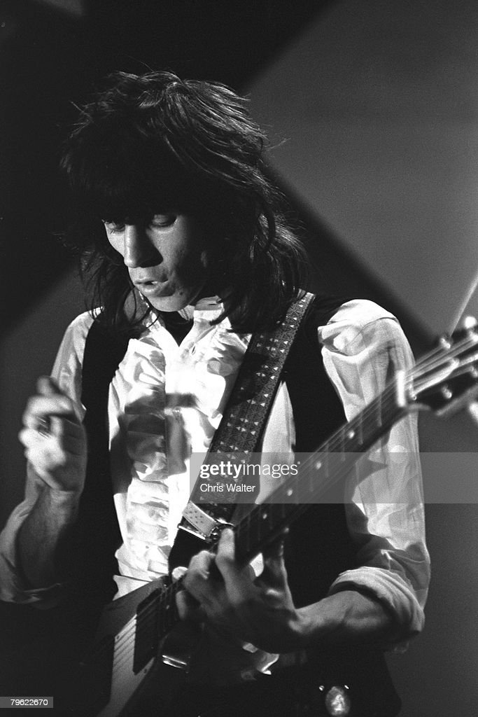 Rolling Stones Keith Richards Top Of The Pops 1971