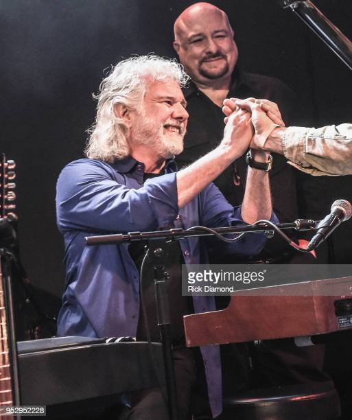 Rolling Stones Keyboardist host Chuck Leavell peforms during Mother Nature Network's White House Correspondents' Jam IV on April 27 2018 at The...