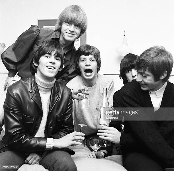 Rolling Stones probably 1965/6