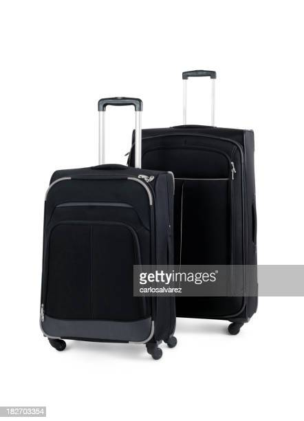 Rolling Suitcases w/Clipping Path