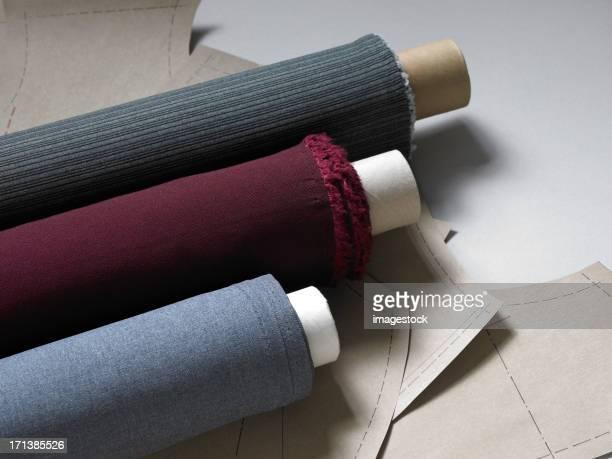 - Material rolls