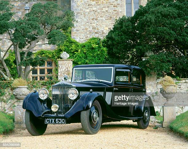 Rolls Royce 20/25 by Palace House 2000