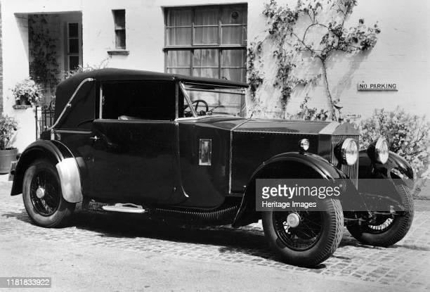 Rolls Royce 20hp with Harrington body Creator Unknown
