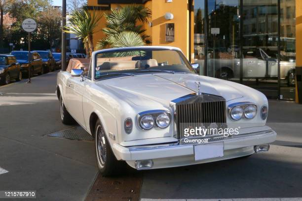 57 Rolls Royce Corniche Photos And Premium High Res Pictures Getty Images