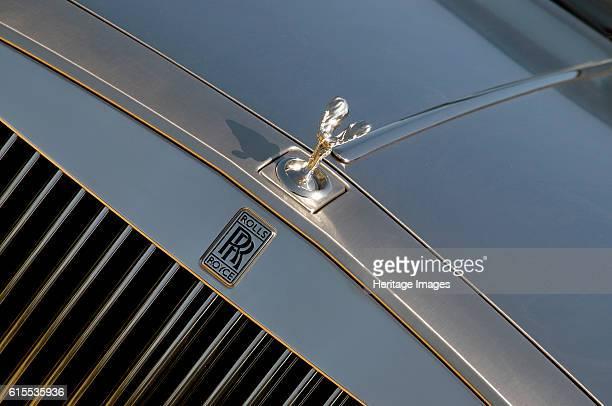 Rolls Royce Phantom Drophead Coupe mascot Artist Unknown