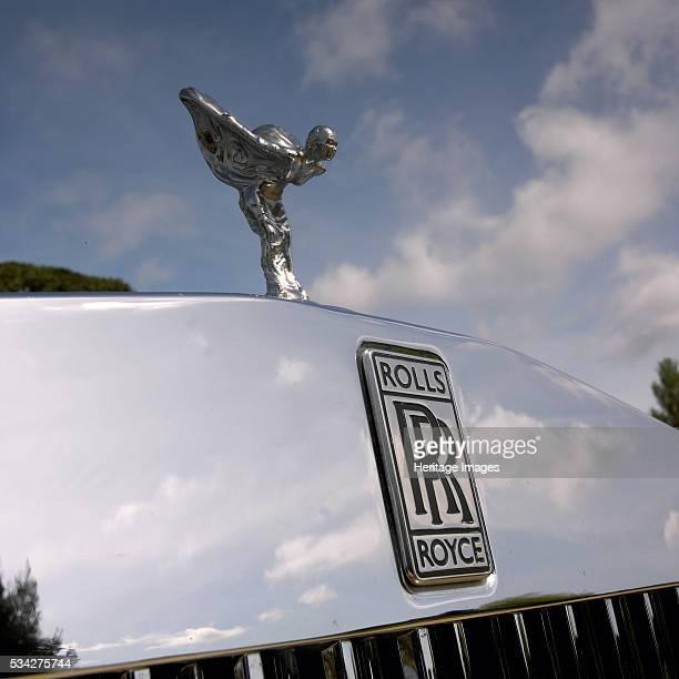Rolls Royce Phantom Spirit of ecstasy 2000