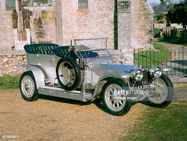 Rolls Royce Silver Ghost Artist Unknown
