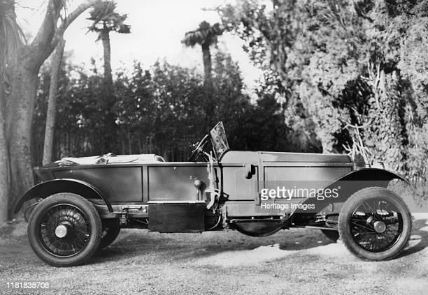 Rolls - Royce Silver Ghost by Offord. Creator: Unknown.