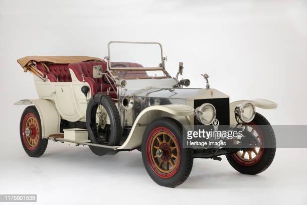 Rolls - Royce Silver Ghost Roi Des Belges.