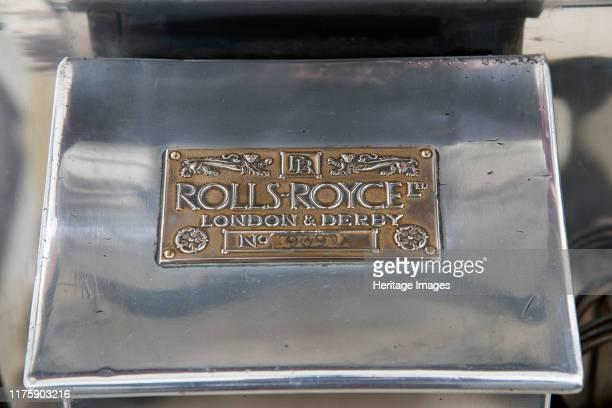 Rolls Royce Silver Ghost Roi Des Belges
