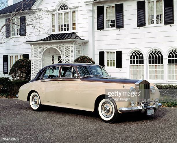 Rolls Ryce Silver Cloud 1 by white house 2000