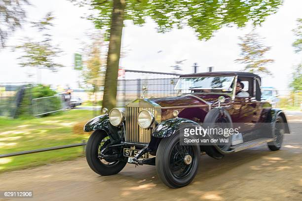 Rolls-Royce 40/50hp Phantom I Regent Convertible Coupe