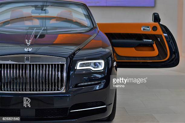Rolls-Royce Dawn in der Auto-showroom