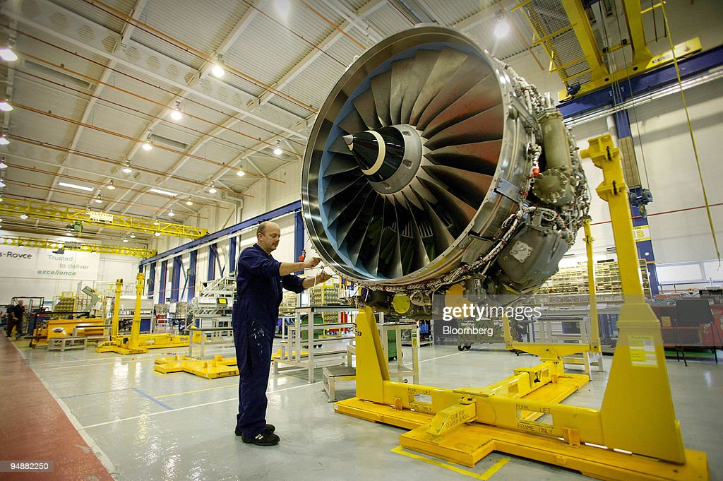 Rolls-Royce Report Loss of £4.6bn The jet engine maker have reported ...