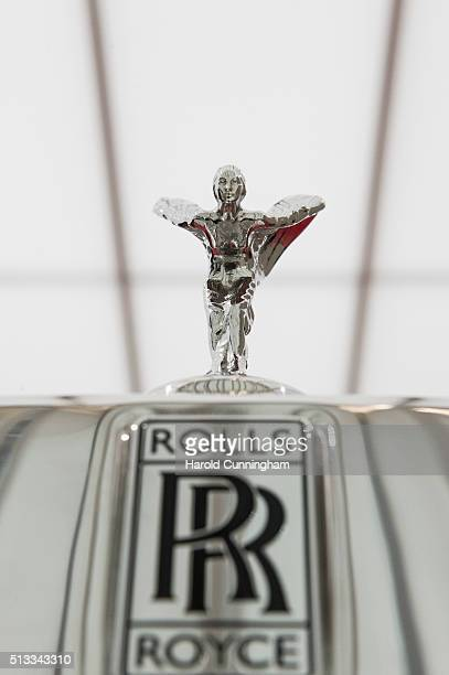 Rolls Royce Symbol Stock Photos And Pictures Getty Images