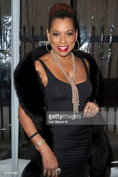 Rolonda Watts attends the 10th Annual Heroes In The Struggle Gala Concert on December 1 2010 in Hollywood California