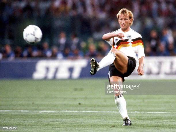 1 Rom Andreas BREHME/GER SIEGER/JUBEL/WELTMEISTER