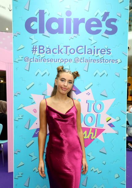 GBR: Claire's Back To School Bash
