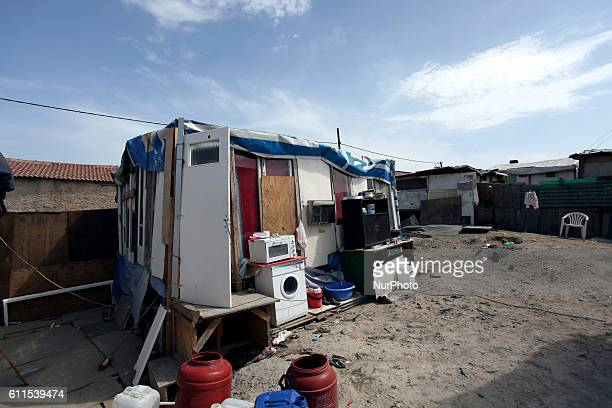 Roma camp in Athens, Greece, May 23, 2011. For over five years, more than 500 hundred Roma live in the settlement of Votanikos, in a central district...