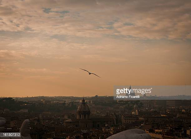 roma caput mundi - adriano ficarelli stock pictures, royalty-free photos & images