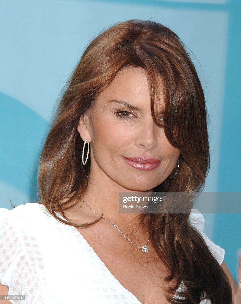 Roma Downey during CBS Upfront 2006 - 2007 at Tavern On The Green in New York City, New York, United States.
