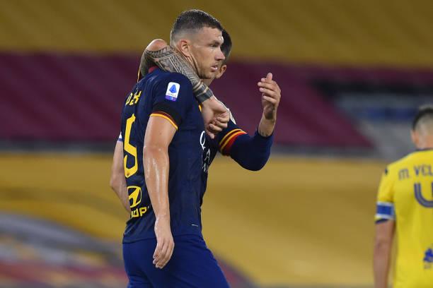 Football Serie A Roma-Verona