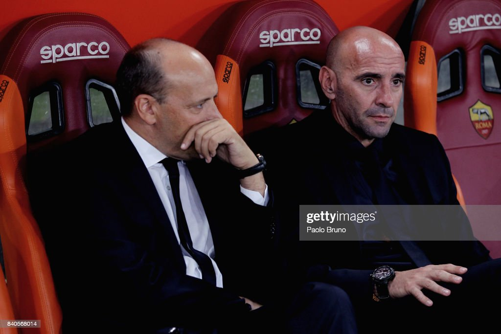 AS Roma v FC Internazionale - Serie A : News Photo