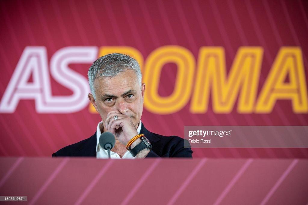 Jose Mourinho Day : News Photo