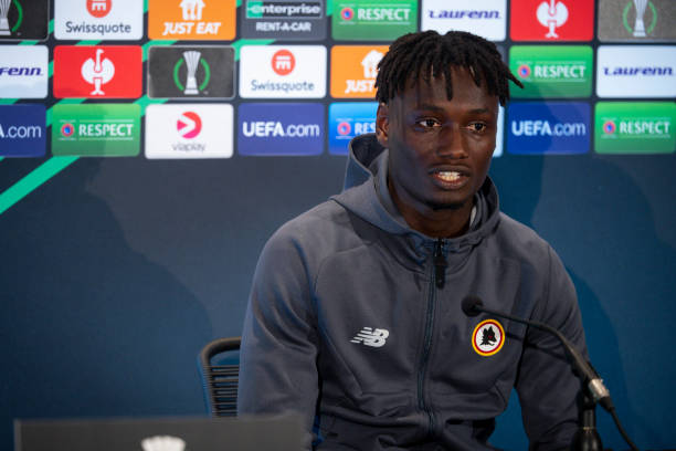 NOR: AS Roma Press Conference