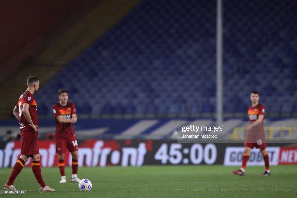 UC Sampdoria v AS Roma - Serie A : Foto di attualità