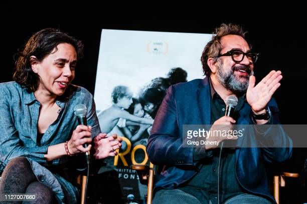 "Roma"" Set Decorator, Barbara Enriquez and ""Roma"" Production Designer, Eugenio Caballero, ADG discuss their work at the 13th Annual Art Of Production..."