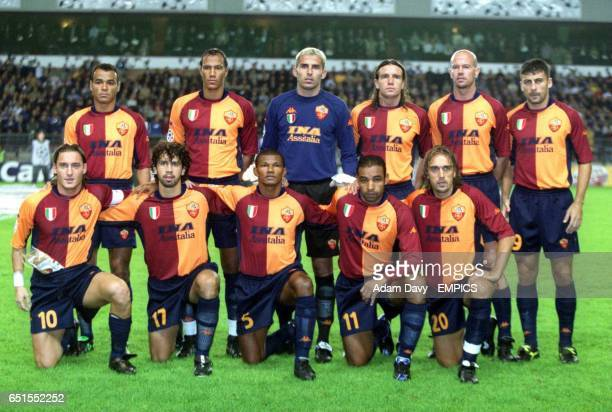 Roma team group